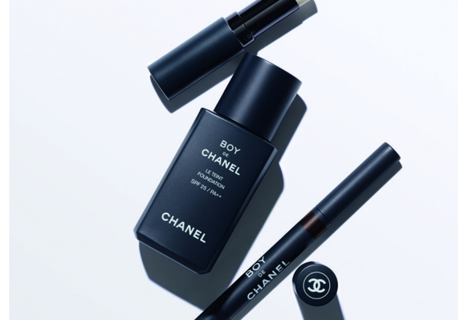 Chanel lança linha de maquiagem masculina; saiba detalhes
