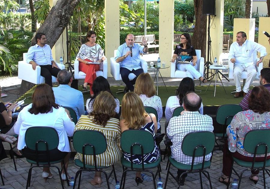 Prefeito anuncia construção do Hospital da Criança de Fortaleza