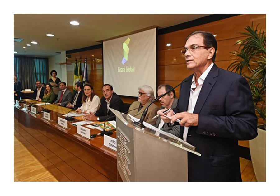 Seminário Ceará Global discute internacionalização da economia do estado