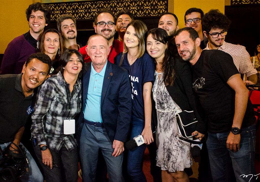 Em sua 28ª edição, Cine Ceará homenageia grandes personalidades do audiovisual brasileiro