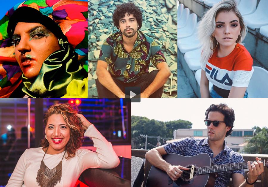 #TheList: 5 músicos cearenses para ficar de olho