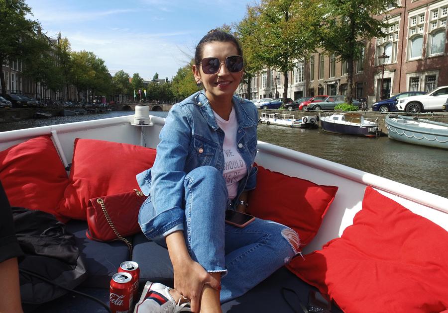 Na Europa, Márcia Travessoni revela seus lugares preferidos em Amsterdã