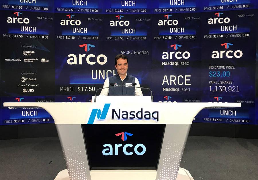 Arco Educação, dona da plataforma SAS, capta R$ 780 milhões em ações na bolsa americana Nasdaq
