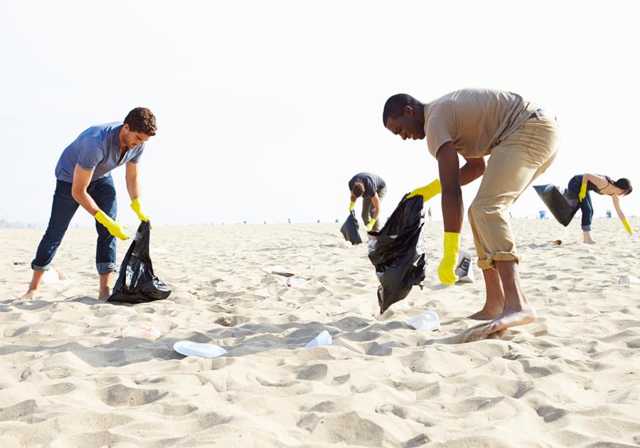 No Dia Mundial da Limpeza, Beach Park reúne voluntários para ação no Porto das Dunas
