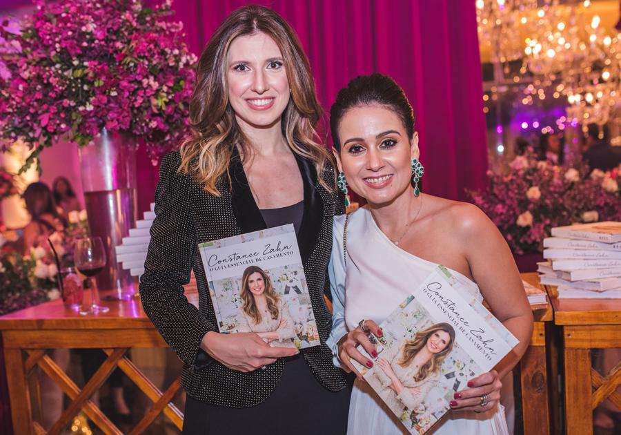 Em SP, Claudiana Loureiro participa da 2ª edição do CZ Wedding Boutique, evento especializado em casamentos