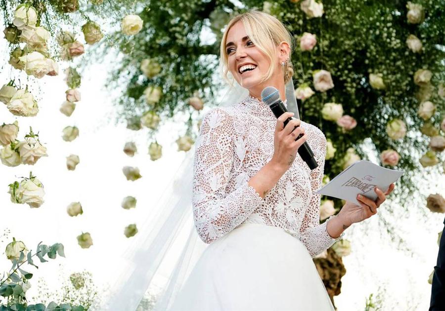 Casamento de Chiara Ferragni e Fedez supera a popularidade da união de Meghan Markle e Príncipe Harry