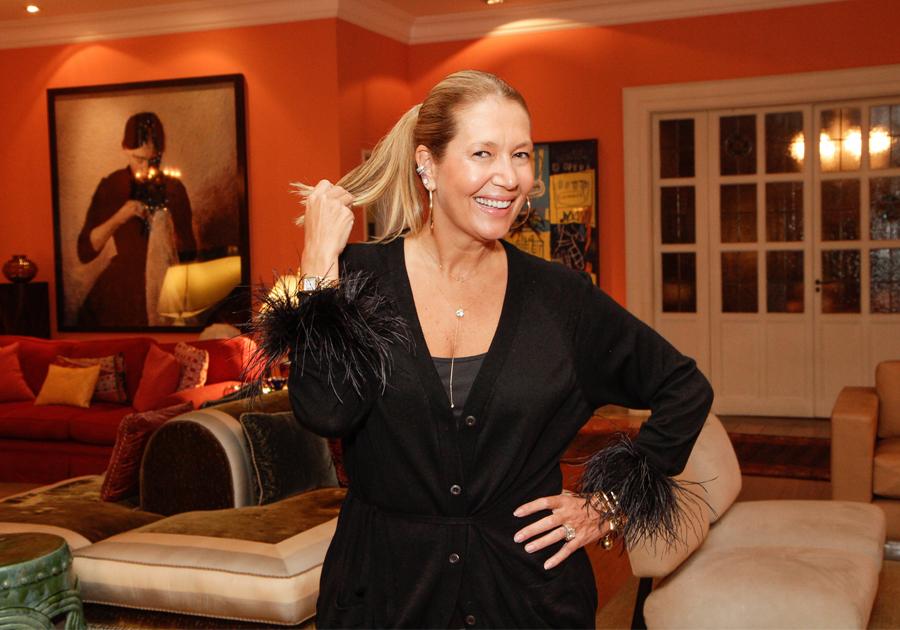 Donata Meirelles agora é consultora de estilo da Le Lis Blanc