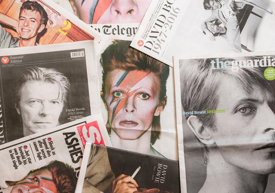 Londres ganha bar temático sobre David Bowie