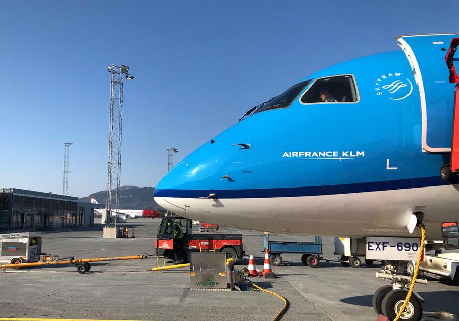 Voos do grupo Air France-KLM atingem taxa de ocupação de até de 96% em Fortaleza