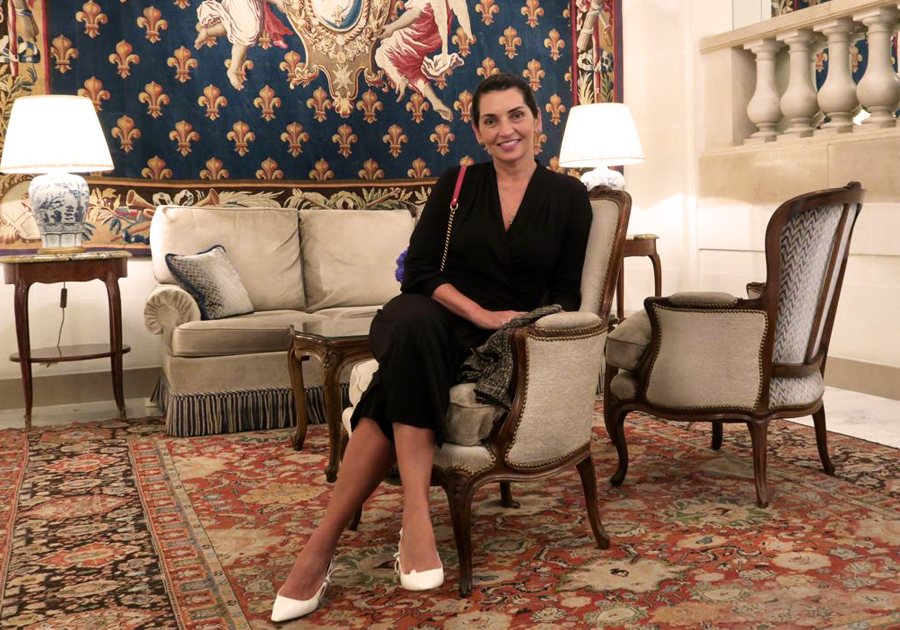 Márcia Travessoni dá detalhes de sua experiência gastronômica no 114 Faubourg, restaurante do Le Bristol Hotel, em Paris