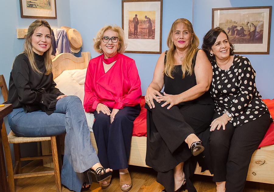 Onélia Santana visita CASACOR Ceará 2018