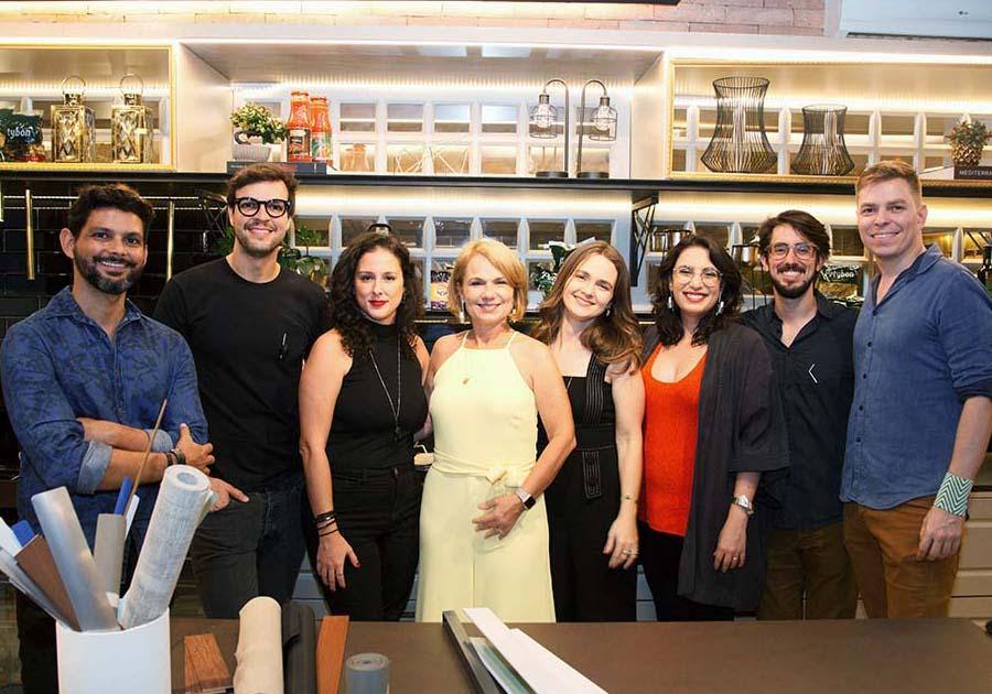 Coletivo Objeto Comum lança produtos em parceria com Agatek em evento na CASACOR Ceará
