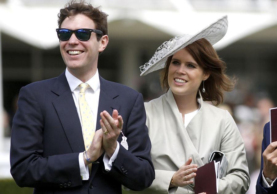 Mais um casamento real à vista: princesa Eugenie se casa com Jack Brooksbank nesta sexta-feira (12)