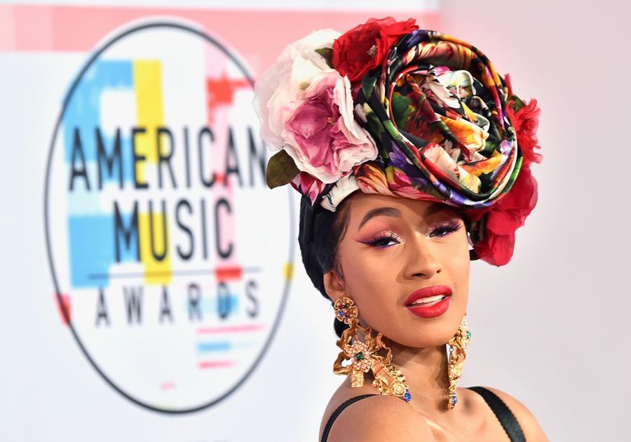 Confira os looks que mais gostamos no American Music Awards 2018
