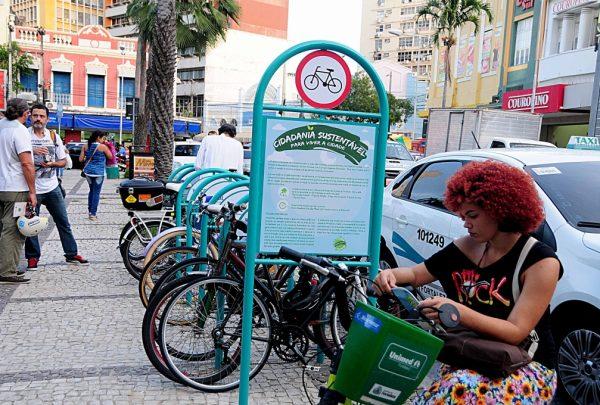 Prefeitura de Fortaleza lança projeto de estacionamento de bicicletas; saiba mais