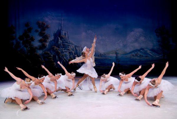 Espetáculo de ballet russo no gelo reimagina clássicos da literatura em solo cearense; leia entrevista