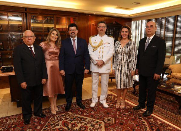 Juiz Sérgio Parente é o novo Desembargador do TJCE; confira o registro da posse