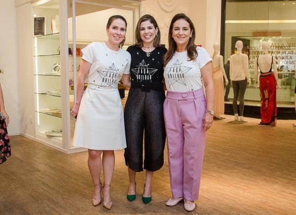 Embaixadoras da loja Estrelário, da Edisca, marcam presença no espaço para dia de vendas