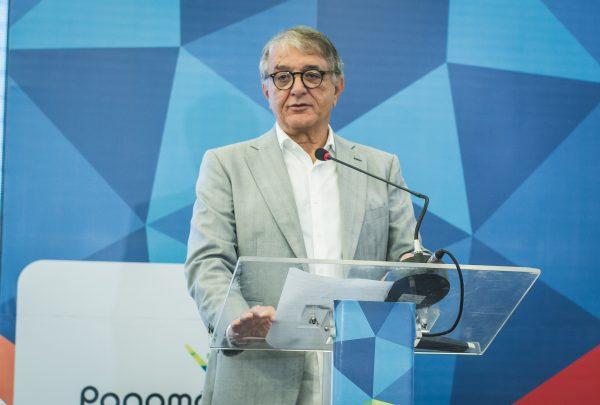 """Arialdo Pinho concorre ao Prêmio Nacional do Turismo 2018 na categoria """"Governo"""""""