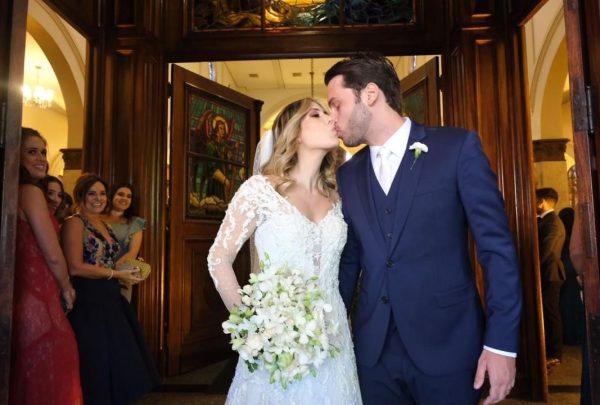 Confira as imagens do casamento de Beatriz Rolim e Igor Araripe, que aconteceu sábado (17) em São Paulo