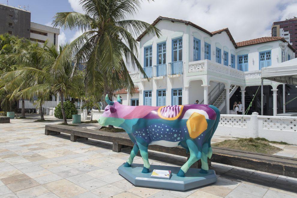 Exposição CowParade chega a Fortaleza no dia 9 de novembro; entenda