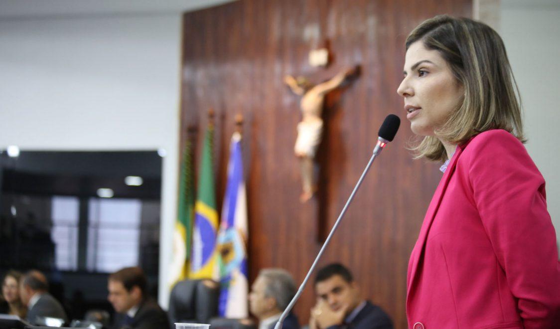Primeira-dama de Fortaleza apresenta ações intersetoriais da primeira infância na Câmara Municipal