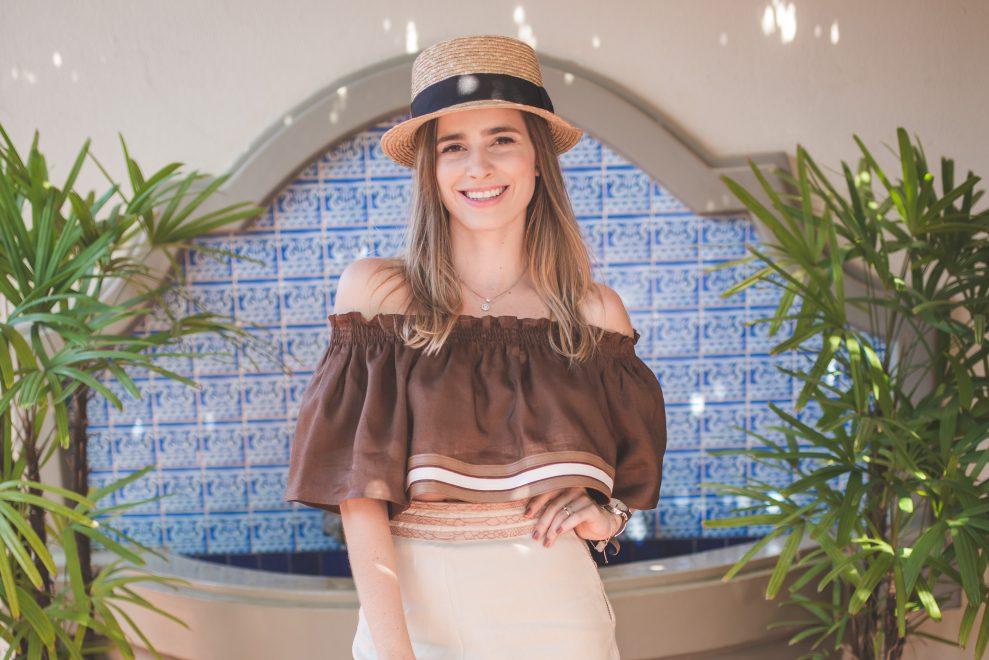 Cearense Gisela Franck será destaque no Brazil Fashion Forum, em Miami Beach