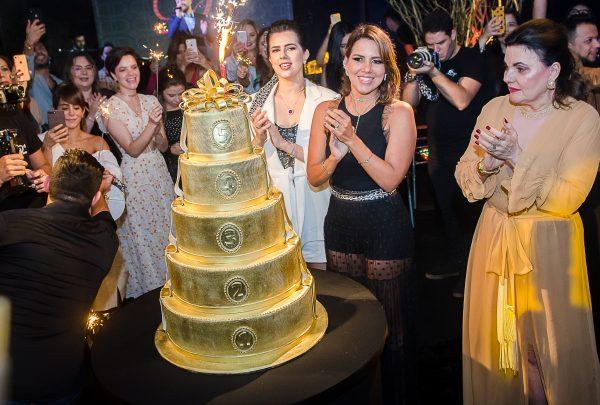 Ana Carolina Fontenele celebra cinco anos da Diamond Design com festa