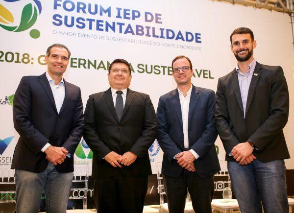 Confira os destaques da abertura do 11º Fórum IEP de Sustentabilidade