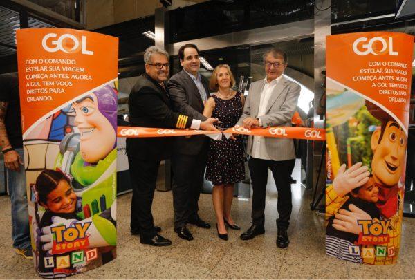 Aeroporto de Fortaleza inicia voos diretos para Orlando e Miami