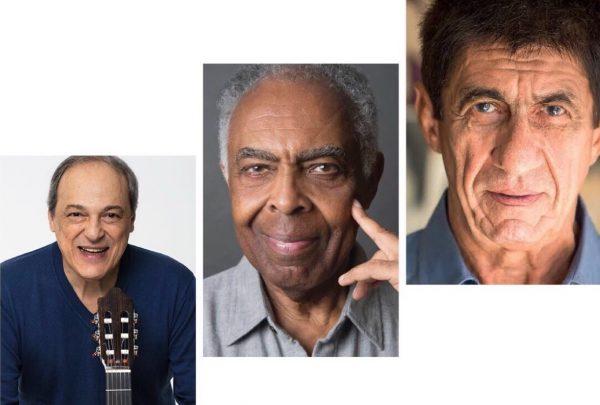 Natal de Luz 2018 terá apresentações de Toquinho, Gilberto Gil e Fagner