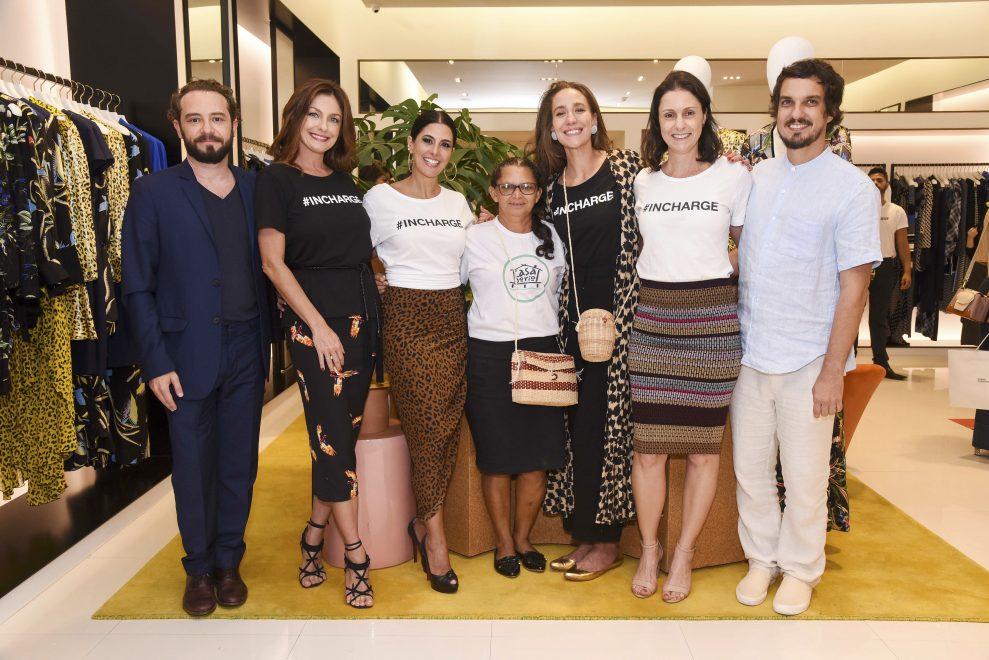 DVF e Casa do Rio promovem segunda edição do #INCHARGE no Brasil