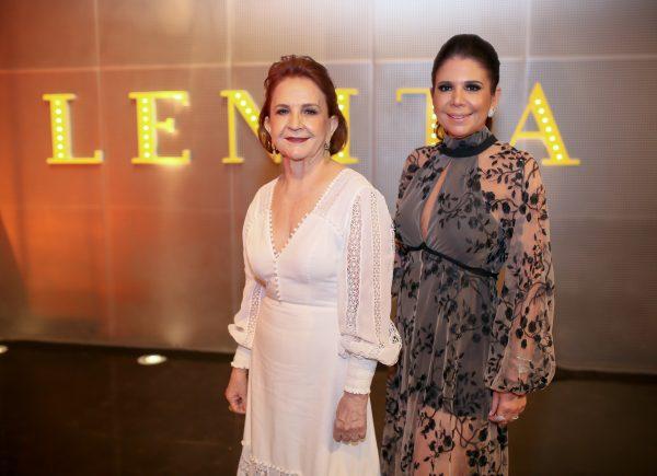 Lenita apresenta nova coleção com desfile especial e show da Banda Eva