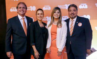 Ao lançar chapa, Roberta Vasques pode ser a primeira mulher a comandar OAB Ceará