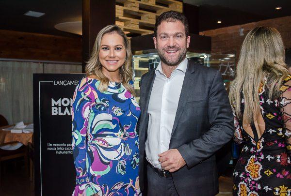 Tallis Joias e Montblanc apresentam nova linha da marca alemã