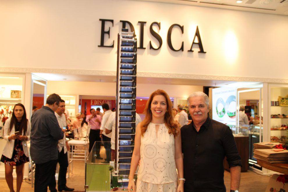 C. Rolim Engenharia lança novo empreendimento em homenagem à Edisca em coquetel no Shopping RioMar Fortaleza