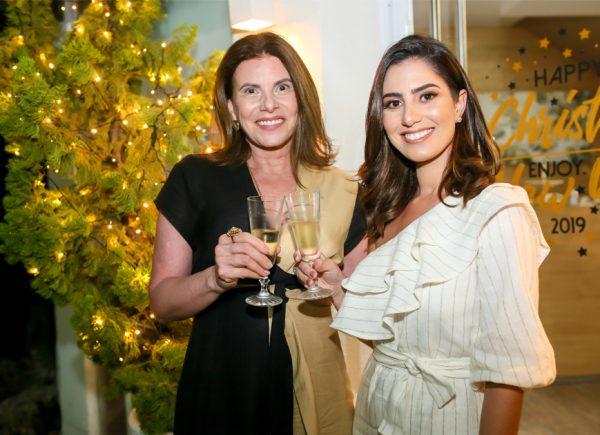 Sandra e Nicole Pinheiro apresentam, em primeira mão, coleção de clutches e joias para o fim de ano
