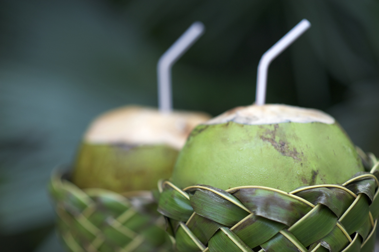 Ceará é o maior exportador de água de coco, suco de acerola e de maracujá do Brasil