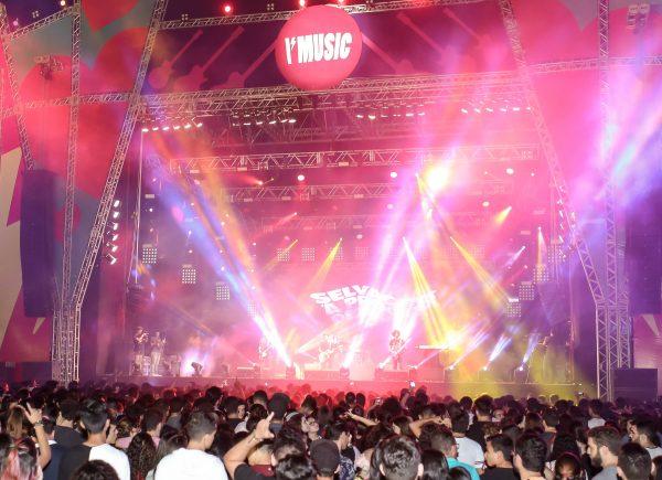I'Music acontecerá em janeiro e traz atrações como Ludmilla, Capital Inicial e Biquini Cavadão