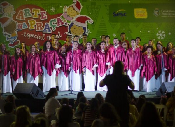 Governo do Ceará realiza Arte na Praça especial de Natal neste sábado (15)