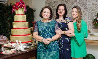 Lia Freire reúne parceiros de eventos no Caramelo Bakery