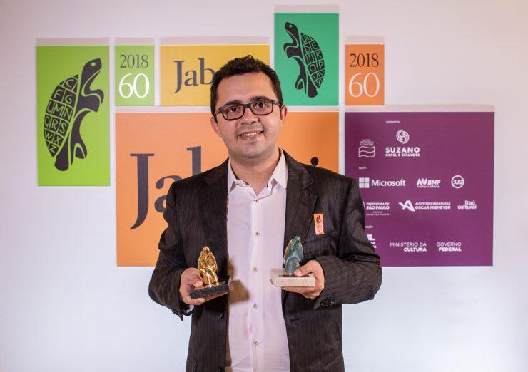 Vencedor do Prêmio Jabuti, Mailson Furtado destaca melhores momentos de 2018