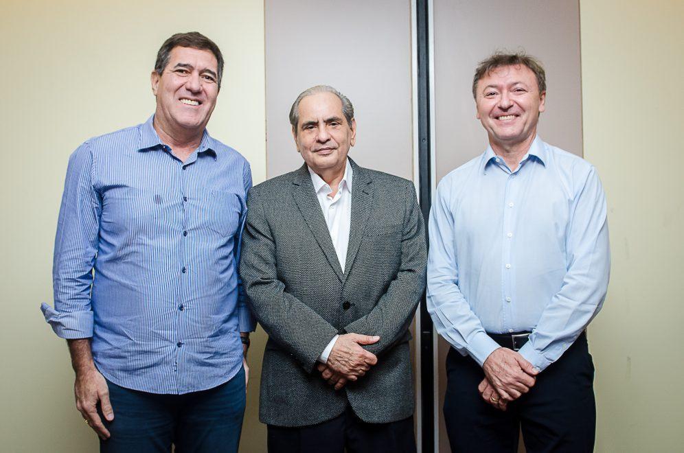 Fecomércio promove almoço com a presença do presidente da CNC