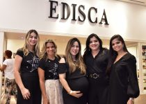Embaixadoras marcam presença na Loja Estrelário no Shopping RioMar Fortaleza