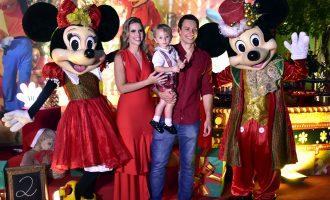 Aline e Diogo Ferreira Gomes celebram aniversário de 2 anos de Luigi