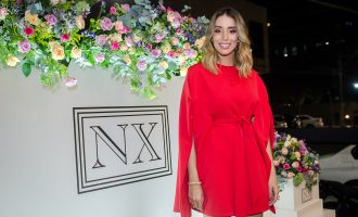 Nath Ximenes inaugura store da NX e lança sua Party Collection