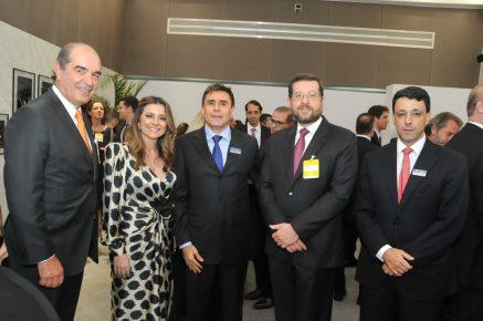 Pedro Lima, presidente da 3 Corações, recebe o Prêmio Líderes do Brasil 2018 na categoria Líder do Estado do Ceará