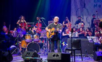 Patrimônio da música brasileira, Toquinho realiza concerto na Tapera das Artes