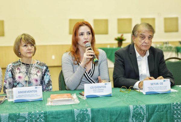 Câmara Setorial de Eventos faz reunião extraordinária com a presença de Arialdo Pinho