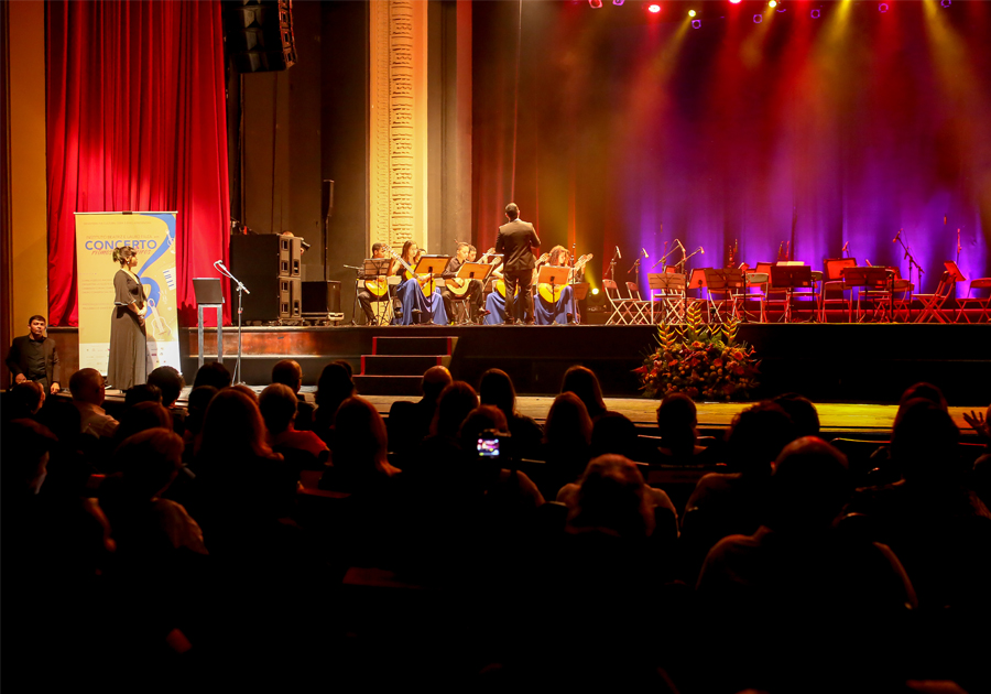 Instituto Beatriz e Lauro Fiuza promove Concerto Ritmos Brasileiros em encontro memorável